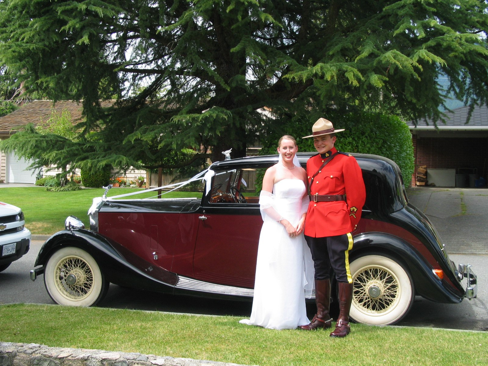 1935 Rolls Royce Weddings