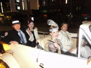 Great Gatsby Vancouver Limo